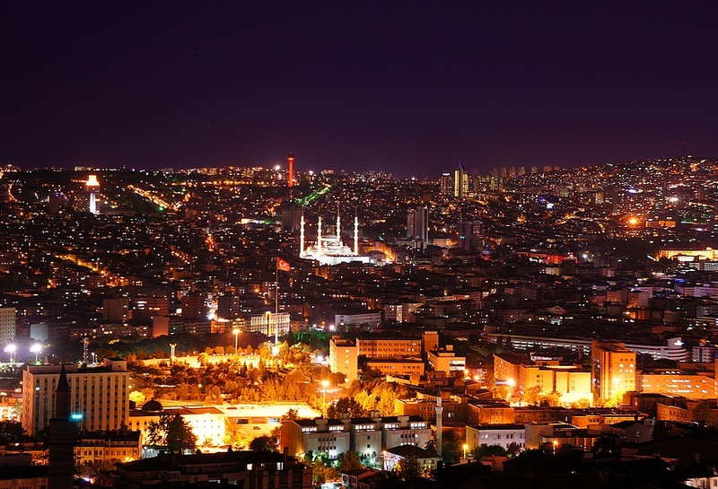 İzmir - Ankara uçak bileti